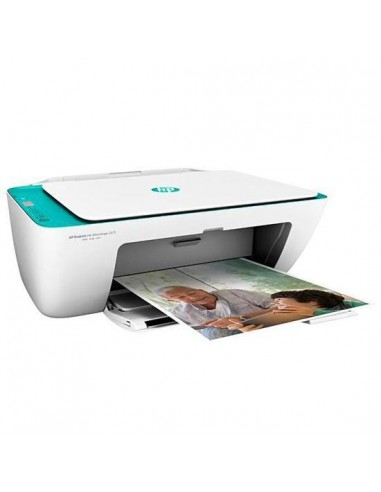 Impresora Multifuncional HP DeskJet...